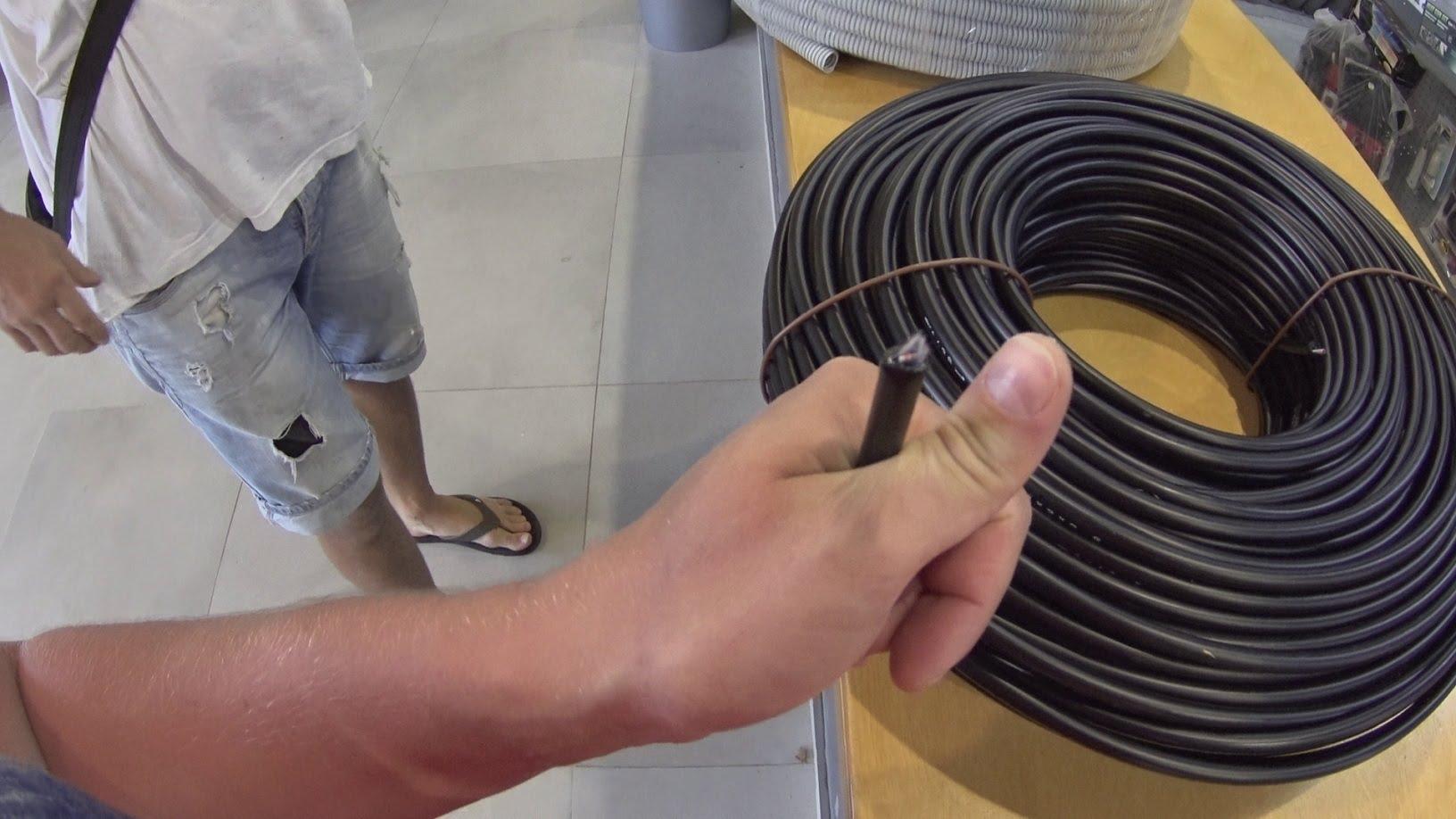 Купить телефонный кабель в Украине